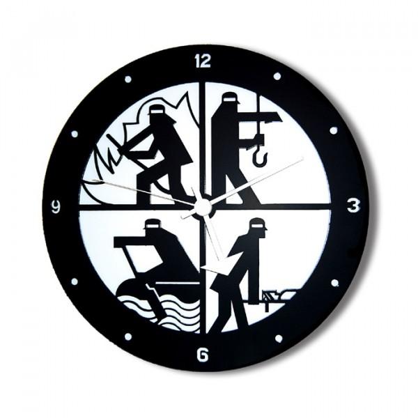 Uhr Feuerwehr